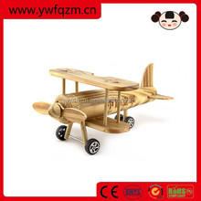wooden airplane toy,wooden model airplane