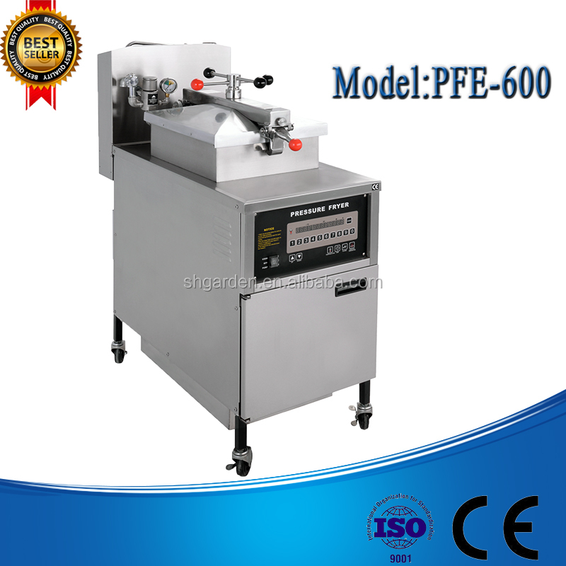 PFE-600 high quality CE ISO henny penny machine chicken,henny penny fried chicken machine