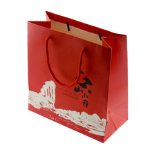 Wholeasale Red Tea Paper Bag