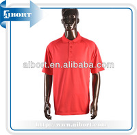 high quality red polo shirt supplier