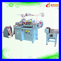 CH-210 Single new low cost glass bottle water private label die cutting machine