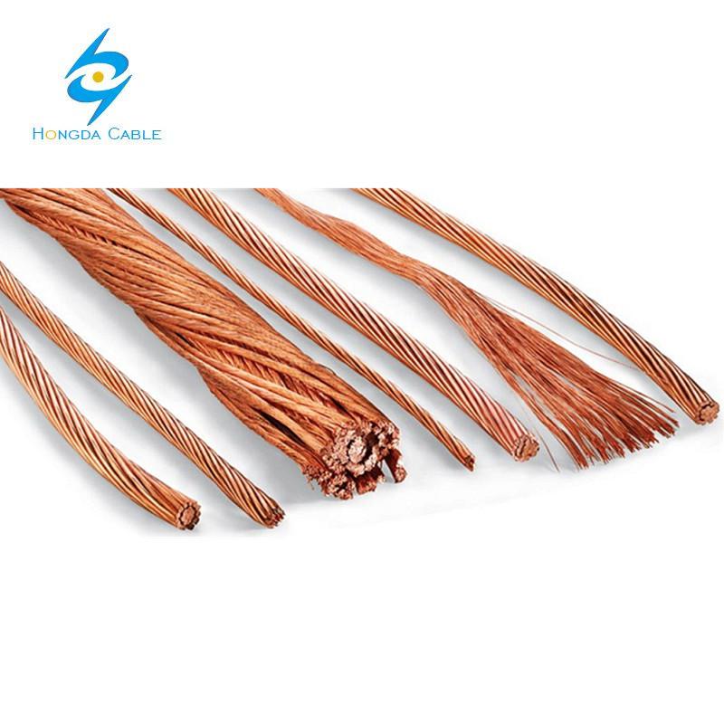 Sale 2 Awg Bare Copper Wire Price For Transformer