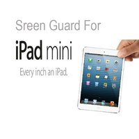 2013 New arrival OEM screen protector for ipad mini