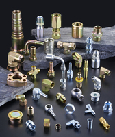 OEM CNC Machinery hydraulic fittings replacement parts