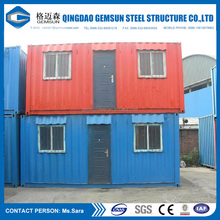New Design Shipping Container House for Sale , Steel House Container , High Quality 20ft Container House