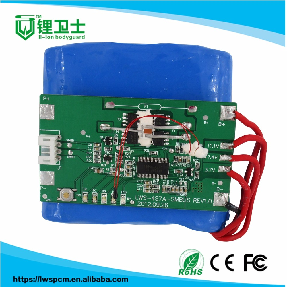 Competitive Price China Manufacturer bms 5s 18.5v for lead acid battery
