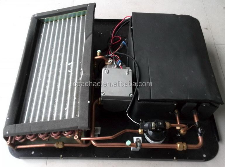 Dc 12 Volt 24v Battery Electric Parking Cooler Air