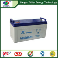 Wholesale price!Solar power storage 12V 100AH panel battery cell
