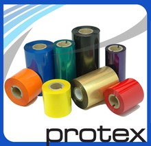 Japan good quality Wax Resin Ribbon Thermal Transfer Ribbon Typewriter for Barcode Label Printer