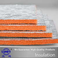 Isolation- heat insulation material XPE, EPE for roofing/ new product
