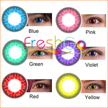 Free Big Size Color Contact Lens