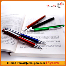 top selling wood pen with touch screen