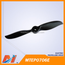 Maytech rc airplane Plastic Propeller wholesale 7x6inch for RC model plane Cheap China Toy