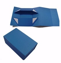 Recyclable Paper Material Cardboard Collapsible Packaging Gift Box Handmade Folding Box