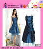 Fashion Simple Design Charming Girl Party Dress Wholesale Cheap Sale Short Sexy Strap Evening Dress