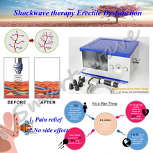 Low-intensity Extracorporeal Shock Wave Therapy Equipment Extracorporeal Shock Wave Therapy Machine for E.D Treatment