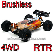 Brushless Electric RC Buggy 4X4