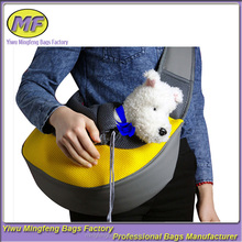 Dogs Cats Application and Carriers Cage Carrier & House Type dog carrier bag one shoulder CWB014