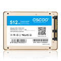 """OSCOO"" 2.5"" SATA3 ssd 512 gb ssd solution chemical for laptop"