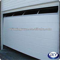 Sectional garage door panels sale