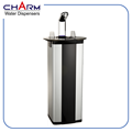 Commercial soda water dispenser with touch screen