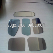 car view aluminium mirrors