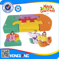 pvc inflatable playground sponge playground children's soft indoor playground