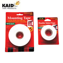 Hot selling flexographic mounting acrylic double sided foam tape