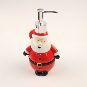 Christmas Snowman Ceramic Bathroom Accessory