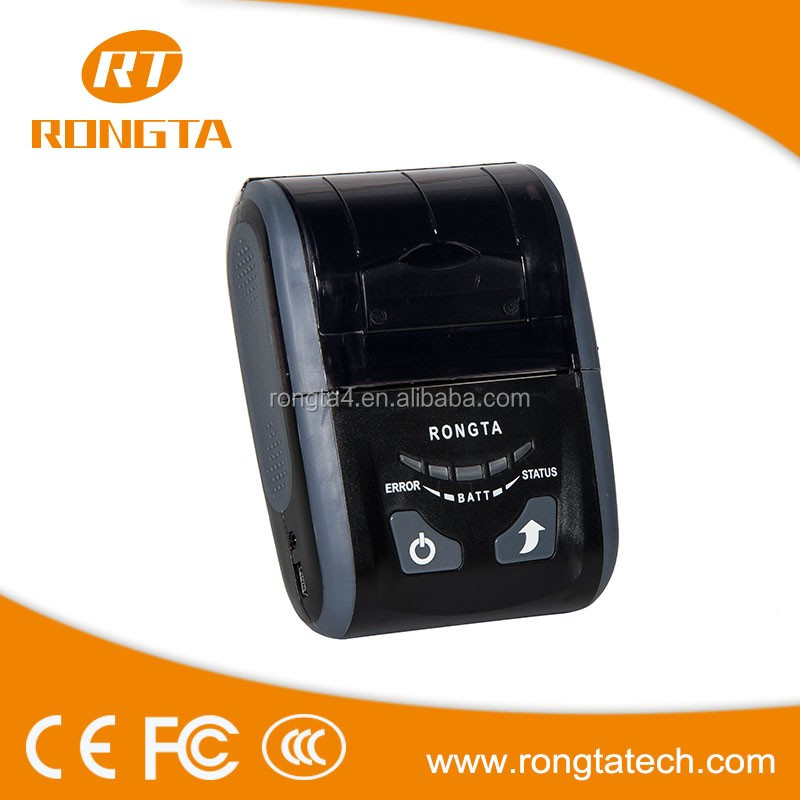 High printing speed Portable Mini Printer manufacturer cheap price POS terminal accessory-RPP200