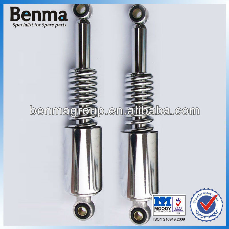 Cheap Shock Absorbers for CBT125 Motorcycle Parts, China Factory Sell 125CC Motorcycle Shocks with Competitive Price!!