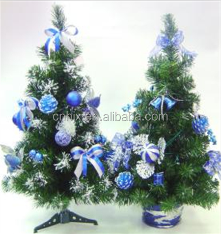 Tabltop Small Cute Christmas Tree, Mini decorated Trees, Gift/ Present Xmas Trees