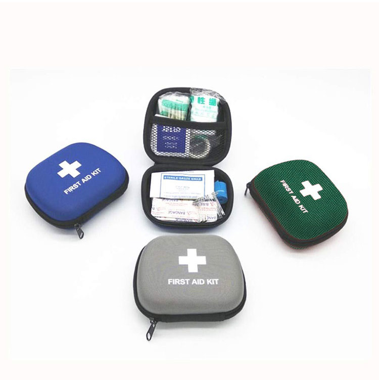 Portable travel military medical mini emergency survival box first aid <strong>kit</strong>