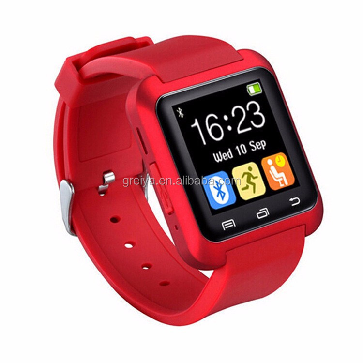 Cheap price Electronics Android waterproof mobile phone dual sim watch phone waterproof