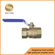 America/German Standrad Globe Mini Brass Angle Ball Valve For Pipe With DN25