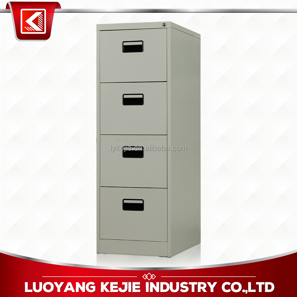 Wholesale metal drawer side slide kitchen cabinet china for Cheap metal kitchen cabinets