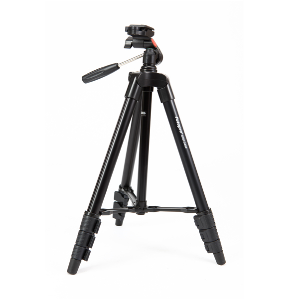 Aluminum Compact Heavy duty Professional video dslr camera tripod stand