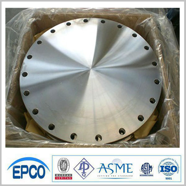ASME B16.5 A181 Carbon Steel Blind Flange