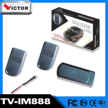Victor or OEM With Remote Engine Start one way car alarm system with immobilizer