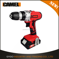 manufacturer china Alibaba Power Tool Electric Drill 10mm 21V 2 speed cordless drill