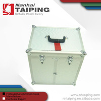 rugged equipment sliding drawers aluminium storage box