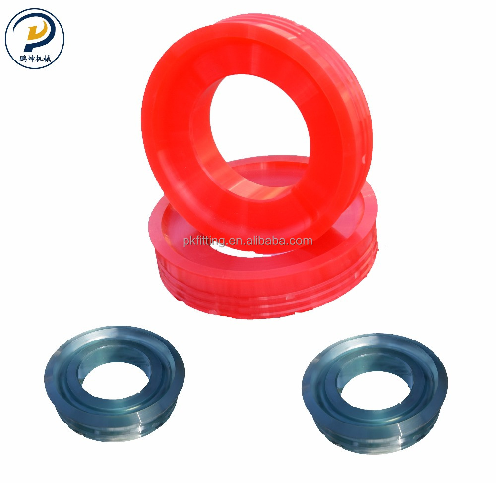 construction engineering machines concrete pump delivery piston seal