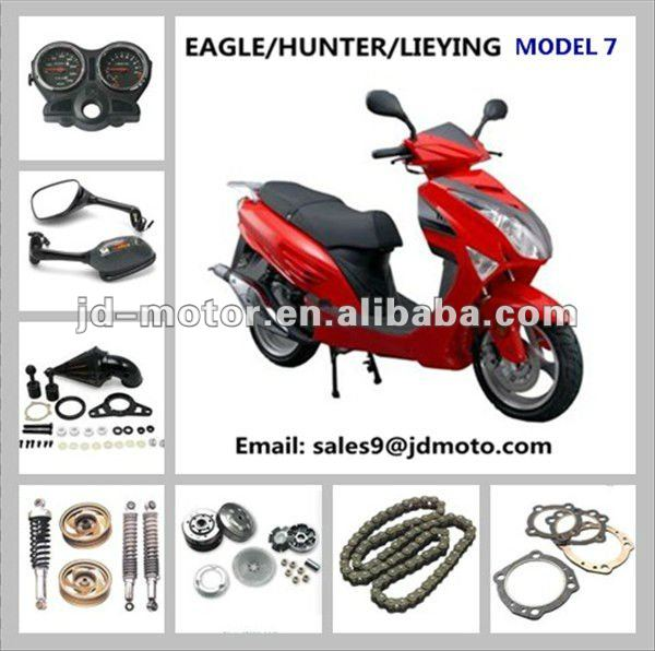 scooter parts for 150cc