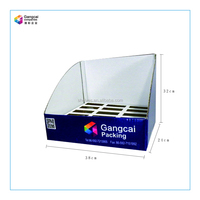 Shop Paper Display Cosmetics Stand