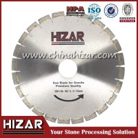 granit segemented saw blade rock cutting tool