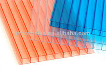 Multiwall polycarbonate hollow sheet, PC roofing sheet