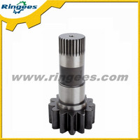 Excavator Parts Swing Gearbox Gear Shaft