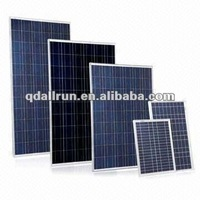 200w to 305w solar panels for home use with frame and MC4 connector