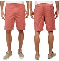 2014 China Wholesale Zip Fly Cotton Twill Man Walk Shorts