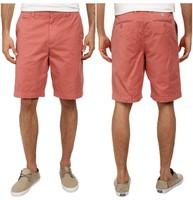 2017 China Wholesale Zip Fly Cotton Twill Man Walk Shorts
